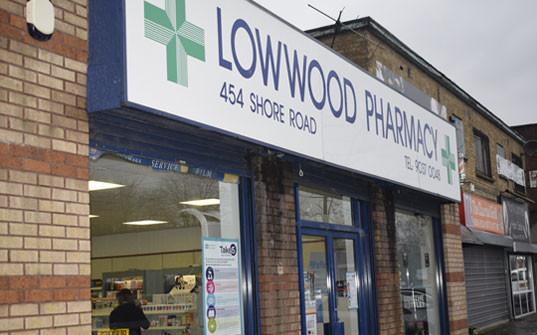Lowwood Pharmacy